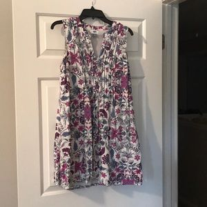 Beautiful patterned Old Navy dress